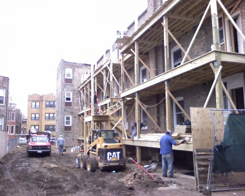 Vince Construction Inc Services